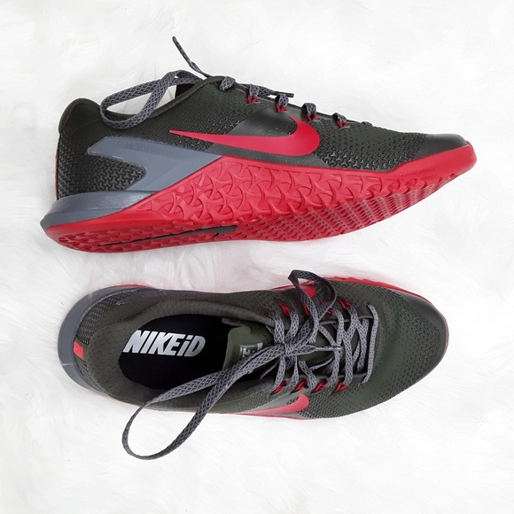 Nike Other - NEW Nike ID Metcon 4 Men's Custom Shoes Size 9.5
